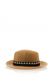 Kocca | Woolen hat Cribia | camel  | Picture 1