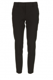 Atos Lombardini |  Classic trousers Rosy | black  | Picture 1