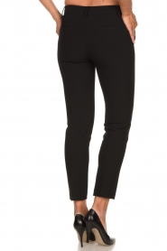 Atos Lombardini |  Classic trousers Rosy | black  | Picture 5