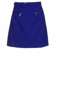 Atos Lombardini |  Skirt with zip details Zoella | blue  | Picture 1