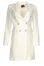 Atos Lombardini | Coat Melanie | white  | Picture 1