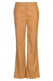 Atos Lombardini |  Classic trousers Dawea | camel  | Picture 1