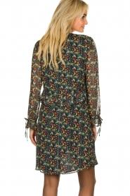 Freebird |  Floral dress Lexie | black  | Picture 5