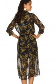 Freebird |  Floral midi dress Harper | multi  | Picture 6