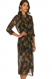 Freebird |  Floral midi dress Harper | multi  | Picture 5
