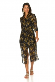 Freebird |  Floral midi dress Harper | multi  | Picture 3