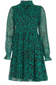 Freebird |  Dress with leopard print Katie | animal print  | Picture 1