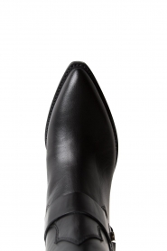 Janet & Janet | Leather boots Amanda | black  | Picture 6