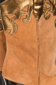 Janet & Janet |  Cowboy boots Diana | brown  | Picture 5