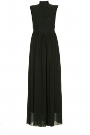 Silvian Heach |  Maxi dress Bouatem | green    | Picture 1