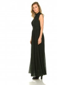 Silvian Heach |  Maxi dress Bouatem | green    | Picture 6
