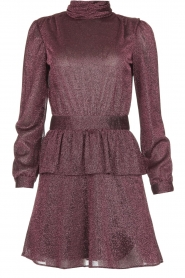 Silvian Heach | Dress Osieaux | purple  | Picture 1