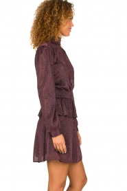 Silvian Heach | Dress Osieaux | purple  | Picture 6
