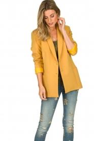 Silvian Heach | Blazer Kilfa | Yellow  | Picture 2