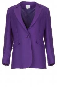 Silvian Heach | Blazer Cupano | purple  | Picture 1