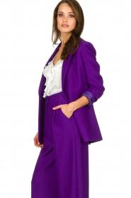 Silvian Heach | Blazer Cupano | purple  | Picture 4