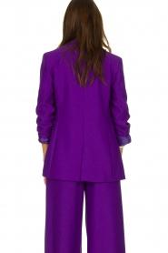 Silvian Heach | Blazer Cupano | purple  | Picture 5