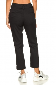 Silvian Heach | Trousers with ceinture Talai | black  | Picture 5