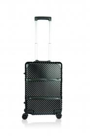 Silvian Heach | Hardcase suitcase Misha | black  | Picture 1