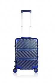 Silvian Heach | Hardcase suitcase Louise | blue   | Picture 1