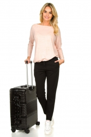 Silvian Heach |  Hardcase suitcase Theamy | black  | Picture 3