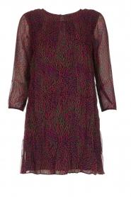 ba&sh |  Printed dress Grace | purple  | Picture 1