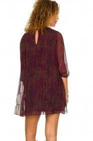 ba&sh |  Printed dress Grace | purple  | Picture 6