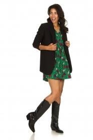 ba&sh |  Floral dress Pascou | green  | Picture 3