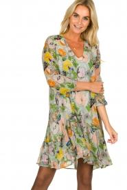 Essentiel Antwerp |  Floral dress Toriflower | multi  | Picture 2