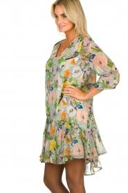 Essentiel Antwerp |  Floral dress Toriflower | multi  | Picture 4