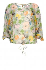 Essentiel Antwerp |  Floral top Tristory | multi  | Picture 1