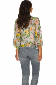 Essentiel Antwerp |  Floral top Tristory | multi  | Picture 6