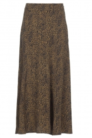 Essentiel Antwerp |  Leopard print maxi skirt  Tilde | Animal  | Picture 1