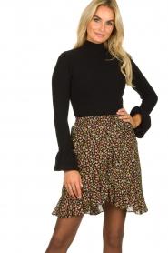 Essentiel Antwerp |  Flowerprint skirt Testament | Multi  | Picture 2