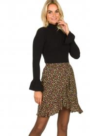 Essentiel Antwerp |  Flowerprint skirt Testament | Multi  | Picture 4