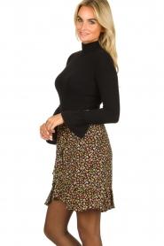 Essentiel Antwerp |  Flowerprint skirt Testament | Multi  | Picture 5