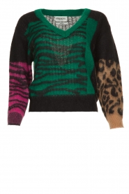 Essentiel Antwerp |  Knitted sweater Tribolibis | multi  | Picture 1