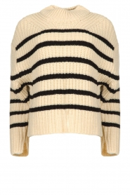 Essentiel Antwerp | Woolen sweater Todern | natural  | Picture 1