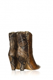 Essentiel Antwerp | Leather boots Tremors | brown  | Picture 7