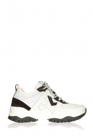 Essentiel Antwerp | Leather sneakers Trespasser | multi  | Picture 1