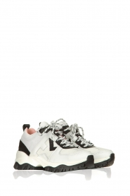 Essentiel Antwerp | Leather sneakers Trespasser | multi  | Picture 3