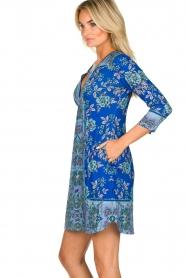Hale Bob |  Floral dress Galiena | blue  | Picture 5