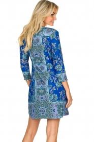 Hale Bob |  Floral dress Galiena | blue  | Picture 6