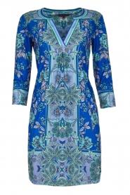 Hale Bob |  Floral dress Galiena | blue  | Picture 1