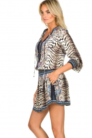Hale Bob |  Animal printed dress Roque | multi  | Picture 5