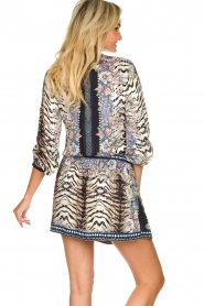 Hale Bob |  Animal printed dress Roque | multi  | Picture 6