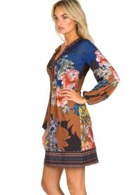 Hale Bob |  Floral dress Valentina | black  | Picture 5