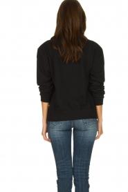 Silvian Heach | Sweater Damena | black  | Picture 5