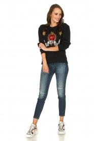 Silvian Heach | Sweater Damena | black  | Picture 3
