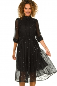 Silvian Heach | Dress Vincuno | black  | Picture 2
